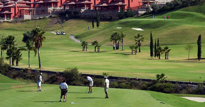 Spain Golf Courses | Santa Clara Marbella - Photo 2 Teetimes