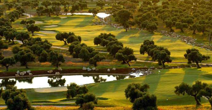 Spain Costa de la luz Golf Arcos Club & Country Estate Golf Course Teetimes