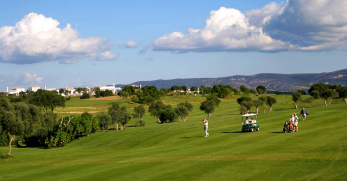Spain Costa de la luz Golf Fairplay Golf Course Teetimes