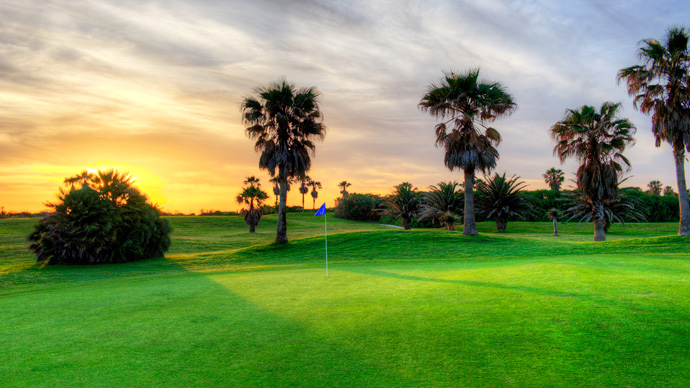 Spain Costa de la luz Golf Costa Ballena Club Golf Course Teetimes