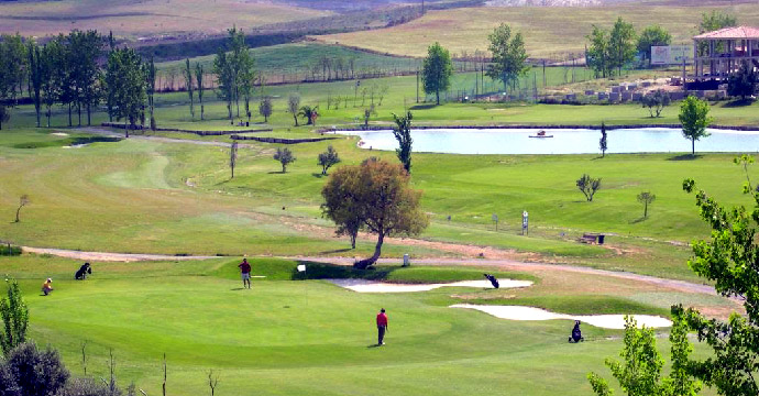 Spain Golf Courses Granada Golf Club Teetimes