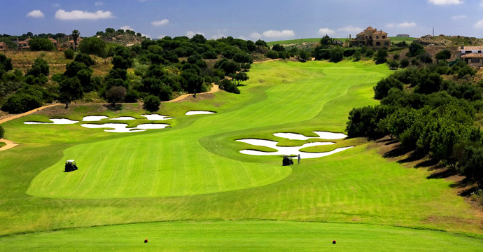Spain Costa de la luz Golf Montecastillo Golf Course Teetimes