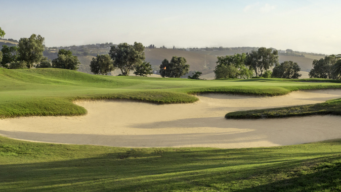Spain Costa de la luz Golf Sherry Jerez Golf Course Teetimes