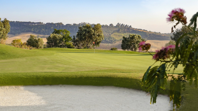 Spain Golf La Estancia, Sherry, Montenmedio, Hills & Costa Ballena | 5 Courses Golf Pack Two Teetimes