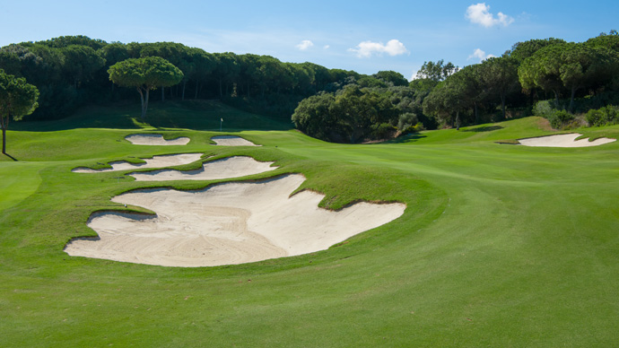 Spain Golf Real Club Sotogrande & La Reserva w/ Buggy Three Teetimes