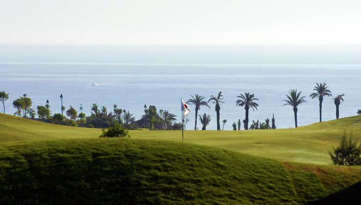 Spain Golf Courses Macenas Golf course Teetimes