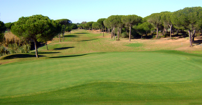 Spain Costa de la luz Golf La Monacilla Golf Course Teetimes