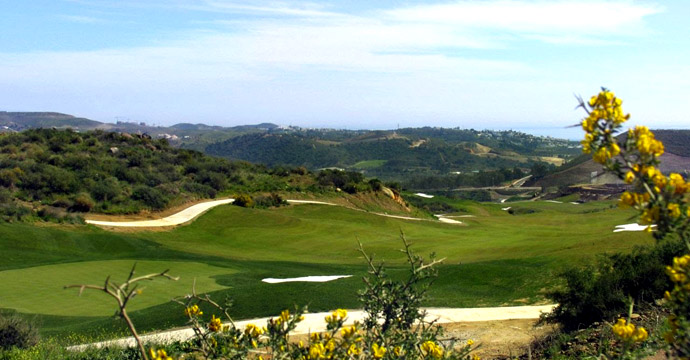 Spain Golf Courses Calanova Golf course Teetimes