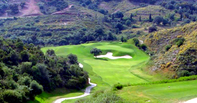 Spain Golf Marbella Trio Four Teetimes