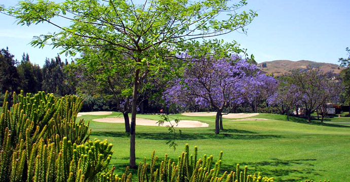 Spain Golf Courses Mijas golf - Los Lagos Teetimes