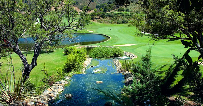 Spain Golf Courses Santa Maria Golf & Country Club Teetimes