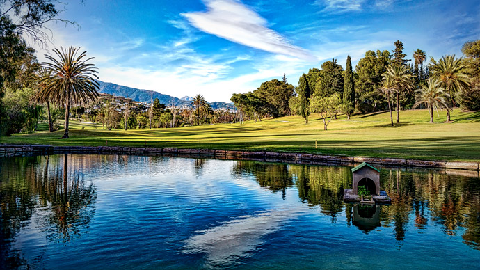 Spain Golf Marbella Trio Two Teetimes