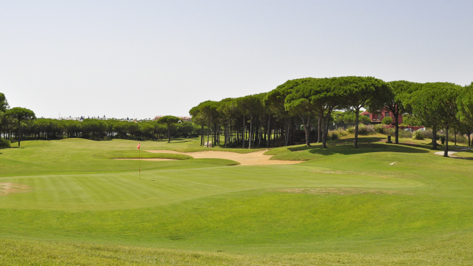 Spain Costa de la luz Golf Sancti Petri Hills Golf Course Teetimes