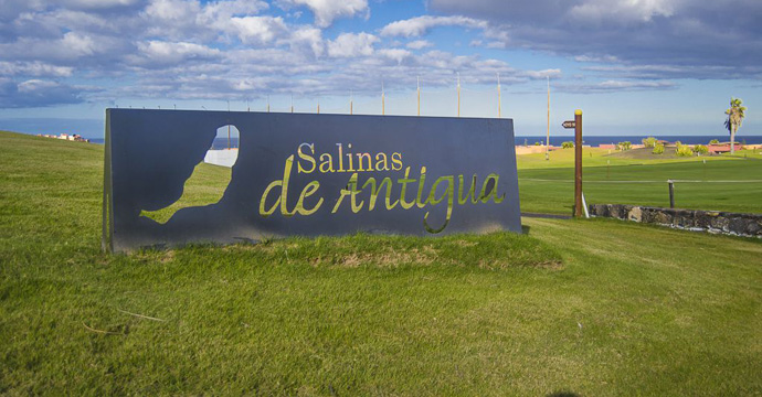Spain Golf Courses | Salinas de Antigua   - Photo 12 Teetimes