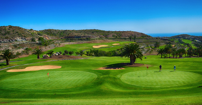 Spain Golf Courses Salobre Golf & Old Course Teetimes