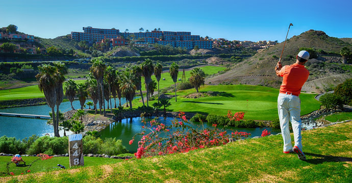 Spain Golf Salobre Double Experience Two Teetimes