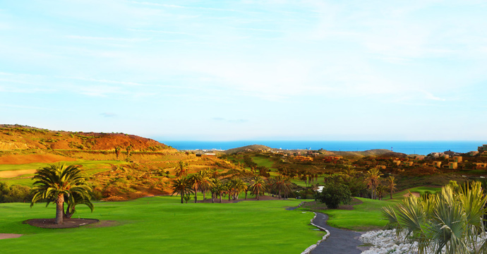 Spain Golf Salobre Double Experience Three Teetimes