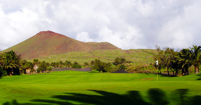 Spain Golf Costa Teguise & Lanzarote Golf Two Teetimes
