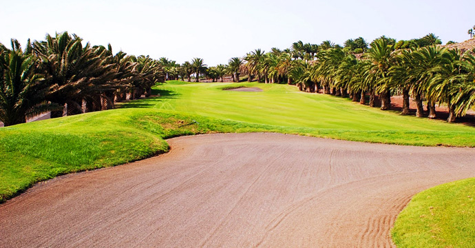 Spain Golf Costa Teguise & Lanzarote Golf Three Teetimes