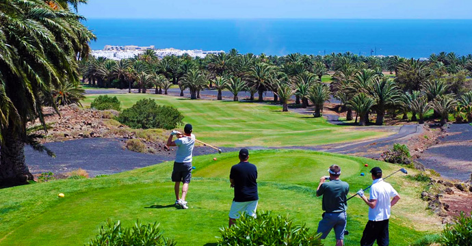 Spain Golf Costa Teguise & Lanzarote Golf Four Teetimes