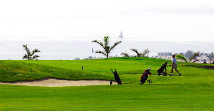Spain Golf Costa Teguise & Lanzarote Golf Four Rounds Pack Teetimes