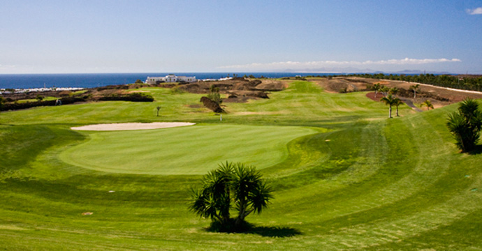 Spain Golf Costa Teguise & Lanzarote Golf Four Rounds Pack Three Teetimes