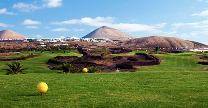 Spain Golf Costa Teguise & Lanzarote Golf Four Rounds Pack Four Teetimes