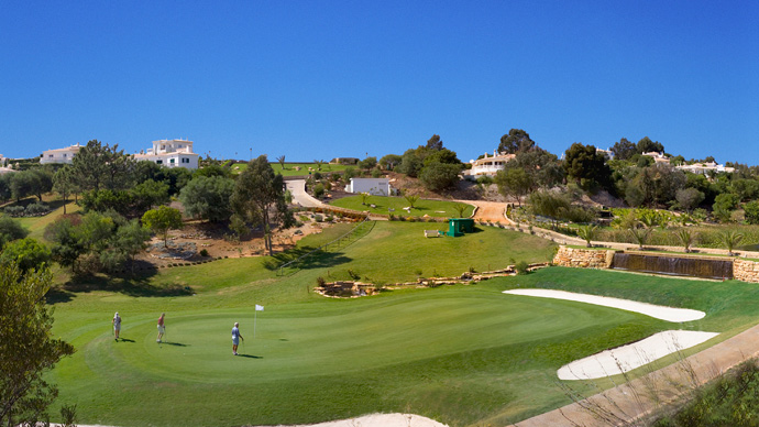 Portugal Golf Courses Santo Antonio Golf  Teetimes