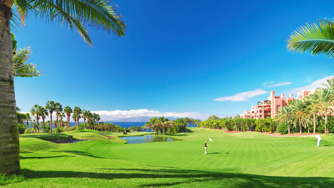 Spain Golf Courses | Abama   - Photo 2 Teetimes