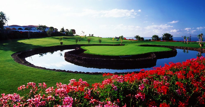 Spain Golf Courses Amarilla Golf & Country Club Teetimes