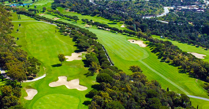 Spain Balearic islands Golf de Ibiza I Golf Course Teetimes