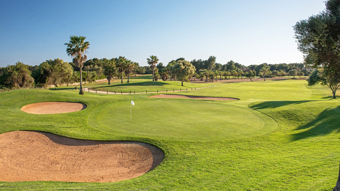 Spain Balearic islands Golf Son Antem East Golf Course Teetimes