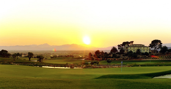Spain Golf Son Gual Golf Course Teetimes