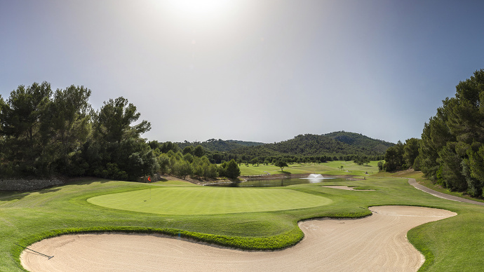 Spain Balearic islands Golf Son Quint Golf Course Teetimes