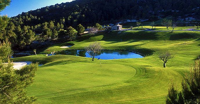 Spain Golf Andratx Golf Course Teetimes