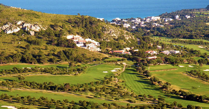 Spain Balearic islands Golf La Reserva Rotana Golf Course Teetimes