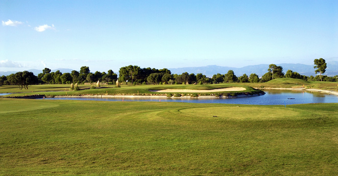 Spain Balearic islands Golf Maioris Golf Course Teetimes