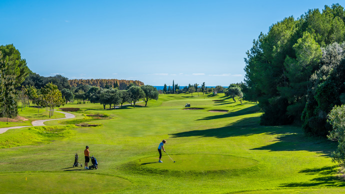 Spain Golf Pula Golf Course Teetimes