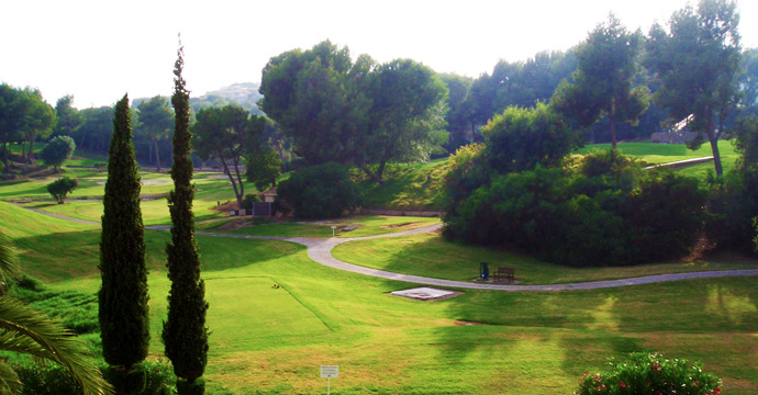 Spain Balearic islands Golf Real Bendinat Golf Course Teetimes
