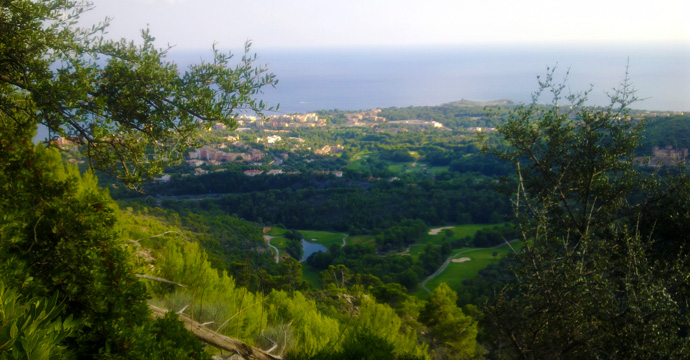 Spain Golf Santa Ponsa I & Bendinat Two Teetimes