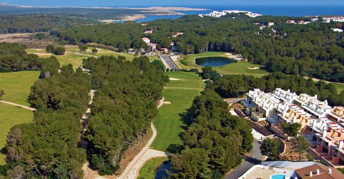 Spain Balearic islands Golf Son Parc Menorca Golf Course Teetimes
