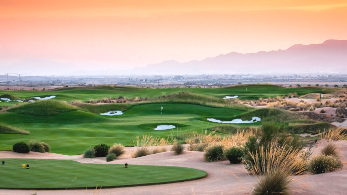 Spain Golf Alhama Teetimes