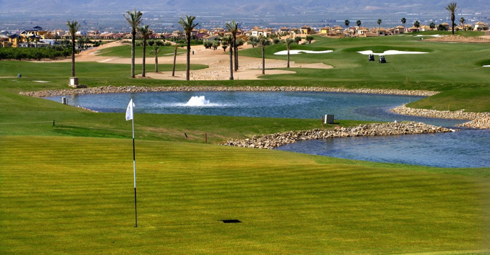 Hacienda del Alamo Golf Resort - Photo 3