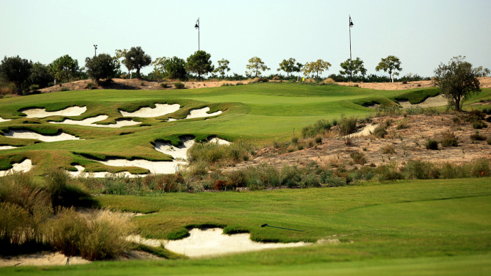 Spain Golf Courses Hacienda Riquelme Golf Resort Teetimes