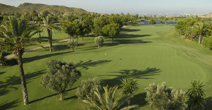 Spain Golf Courses La Manga Club Resort North Teetimes