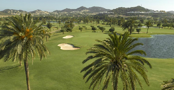 Spain Golf Courses | La Manga Club Resort North - Photo 3 Teetimes