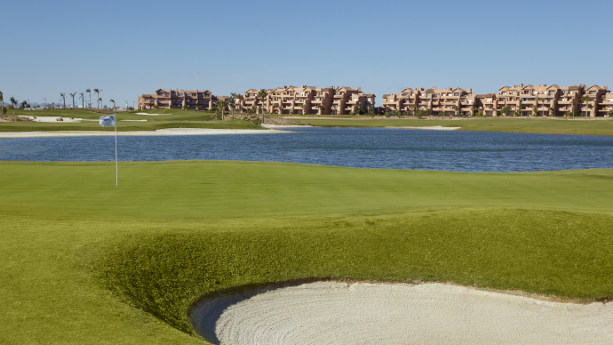 Spain Golf Courses Mar Menor Teetimes
