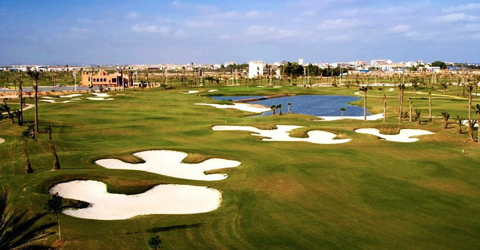 Spain Golf Courses La Serena Teetimes