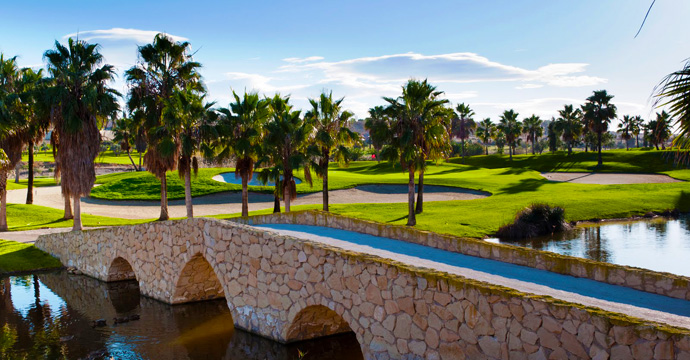 Spain Golf Courses La Finca Teetimes
