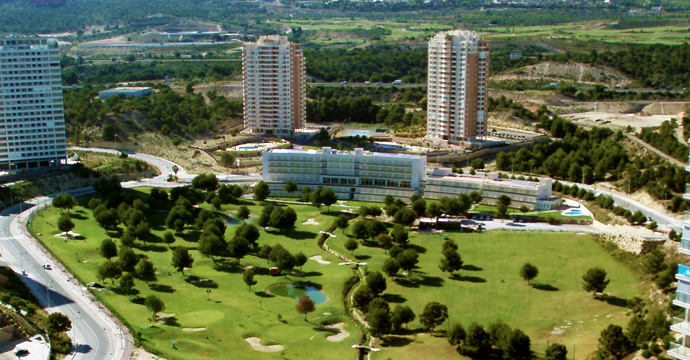 Spain Golf Las Rejas Benidorm Teetimes